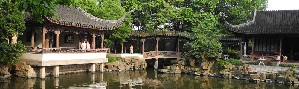 Chinese garden, Suzhou